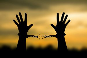 Break the chains of addiction.
